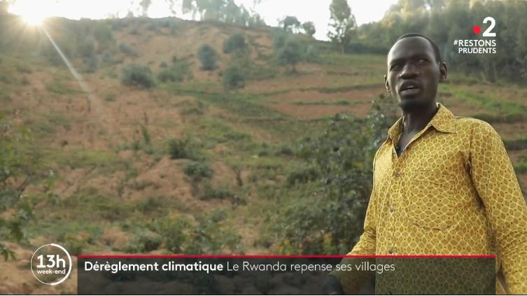 Rwanda dérèglement climatique