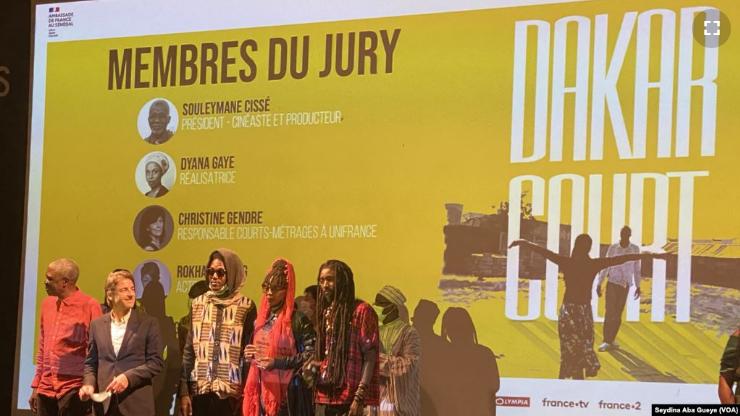 Senegal Cérémonie de clôture du Festival Dakar Court