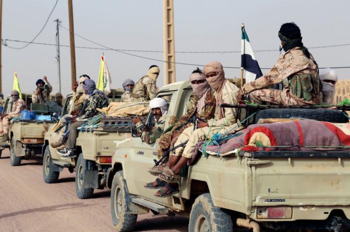 La France intervient au Sahel