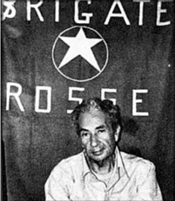 Aldo Moro otage des Brigades Rouges (1978)