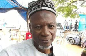 Sény Facinet Sylla Ancien Secrétaire Général Adjoint des Affaires Religieuses guinée