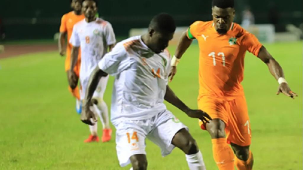 La Côte d'Ivoire bat le Niger à Niamey pour se qualifier pour Total AFCON