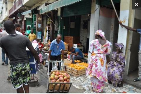La communauté guinéenne au Sénégal