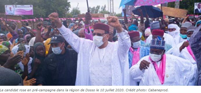 L'armée nigérienne arbitre après la victoire de Bazoum