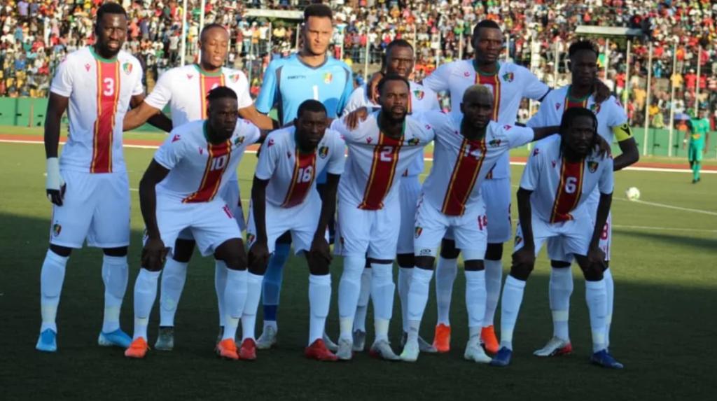 Le Congo a marqué un point contre le Sénégal déjà qualifié