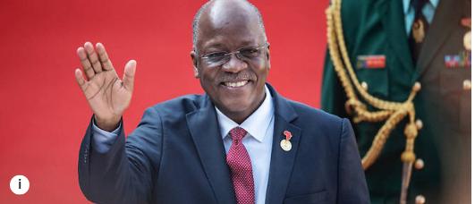 Tanzanie le président John Magufuli