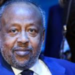 Le président sortant de Djibouti, Ismaël Omar Guelleh, réélu