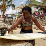 Sport : Les femmes noires redéfinissent la culture surf