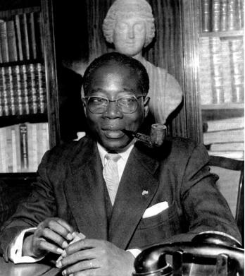 Léopold Sédar Senghor met la culture française au service de l'émancipation de son pays et de l'Afrique