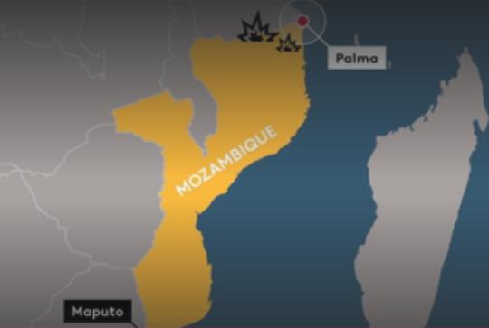 Mozambique Palma